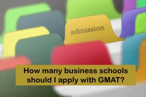 GMAT-fees-how-many-b-schools-should-i-apply-to
