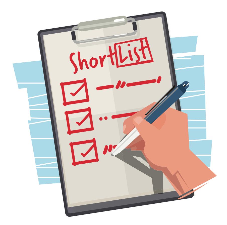 Shortlist b schools for good gmat score