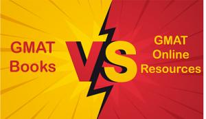 gmat books vs gmat online resources