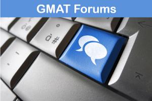 gmat forums list
