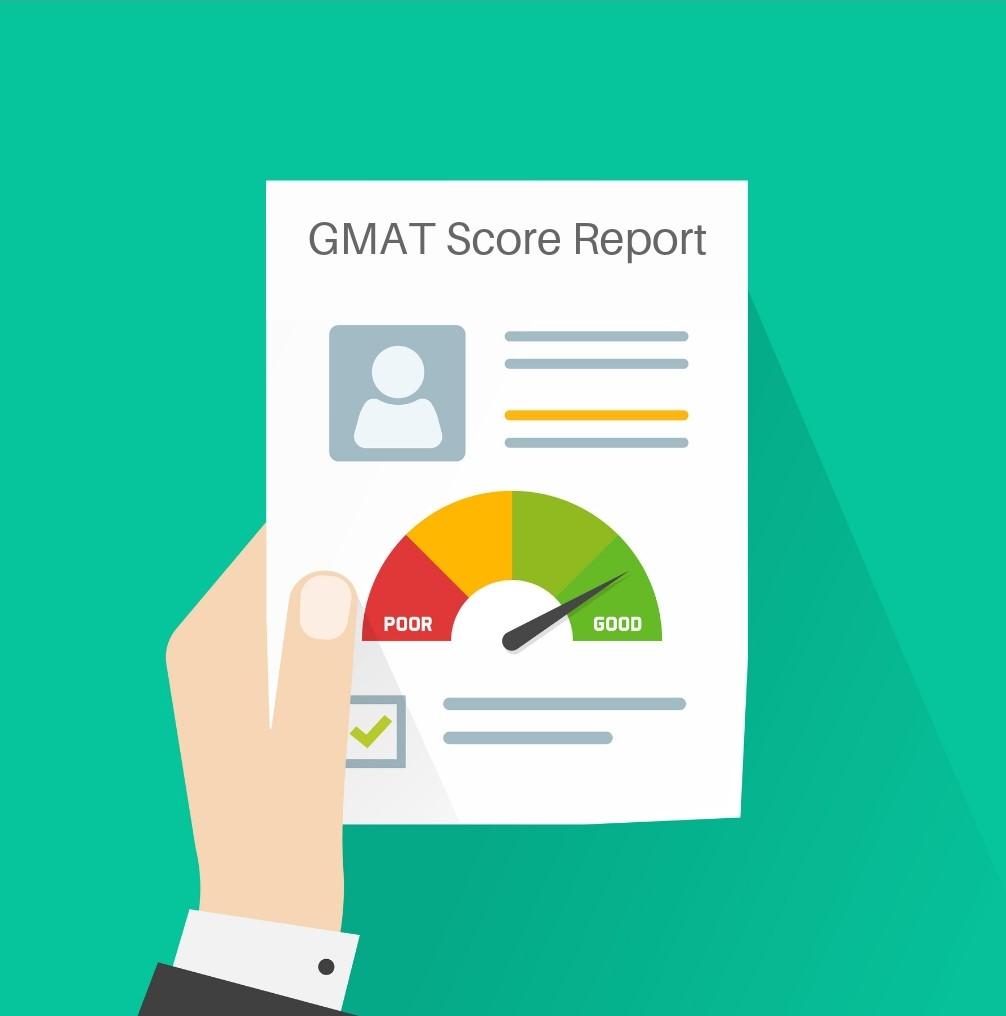 GMAT Score Report