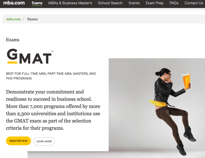 GMAT registration process in 7 steps | how to register for gmat