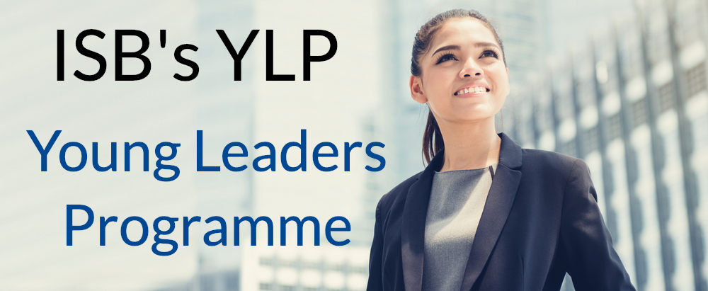 ISB YLP | ISB Young Leaders Programme