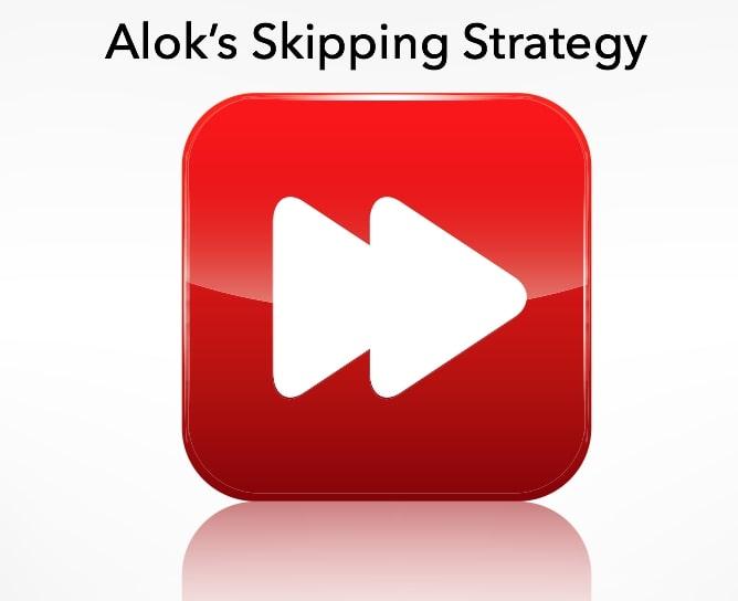 GMAT verbal - skipping strategy