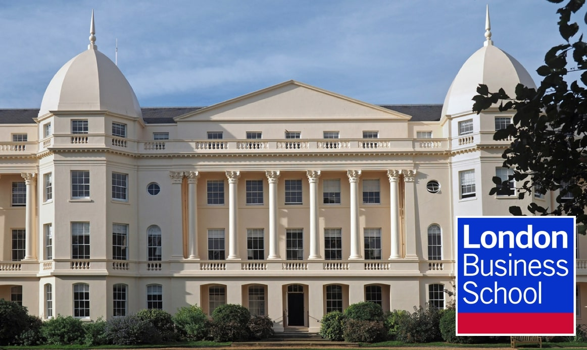 LBS MBA LONDON BUSINESS SCHOOL