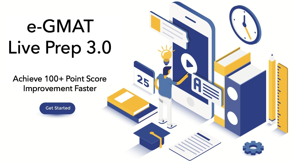eGMAT Live Prep 3.0