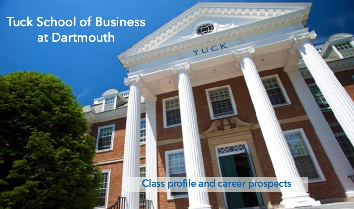 tuck mba tuck school of business