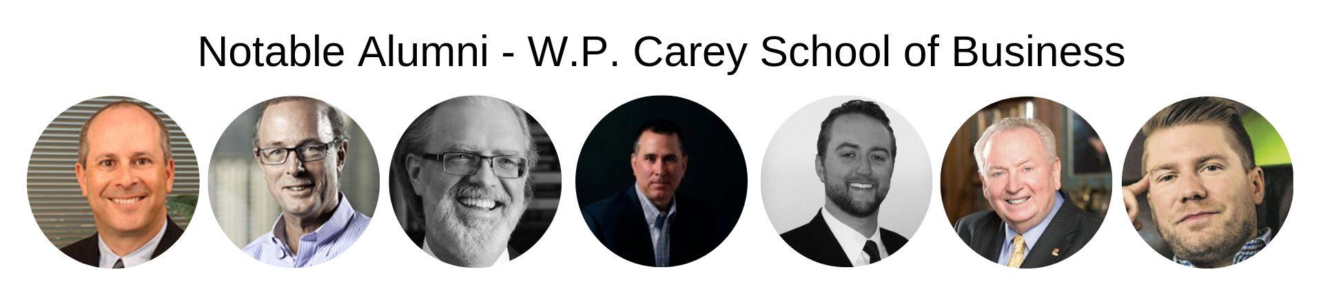 ASU MBA Program - W.P. Carey School of Business - Notable Alumni