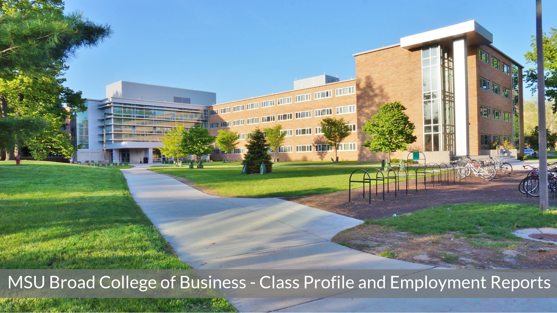 Broad College of Business - MSU MBA Program - Class Profile, Employment Reports and Notable Alumni - Broad School of Business