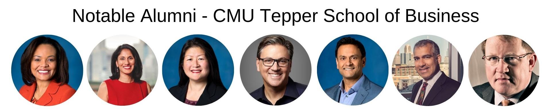 CMU Tepper School of Business Alumni