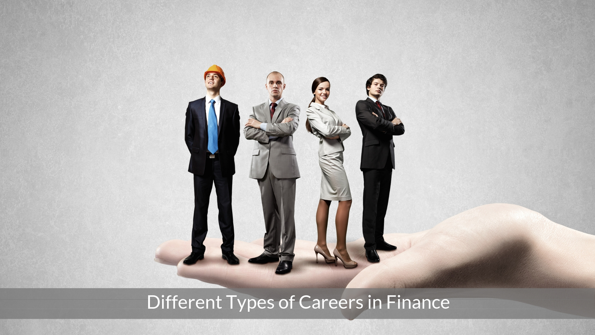 Different Types of Careers in the Finance Industry