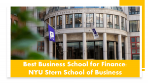 Top MBA Programs in Finance - NYU Stern