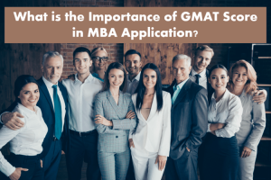 importance of GMAT