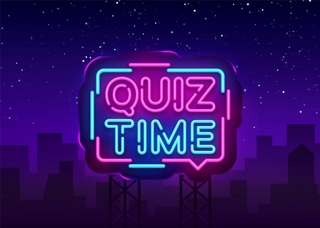 Properties of numbers - Number properties quiz