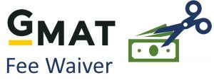 GMAT fee waiver - how to get one