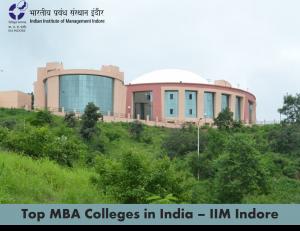 business schools in india - IIM indore