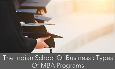 Types-of-MBA-Programs-in-ISB