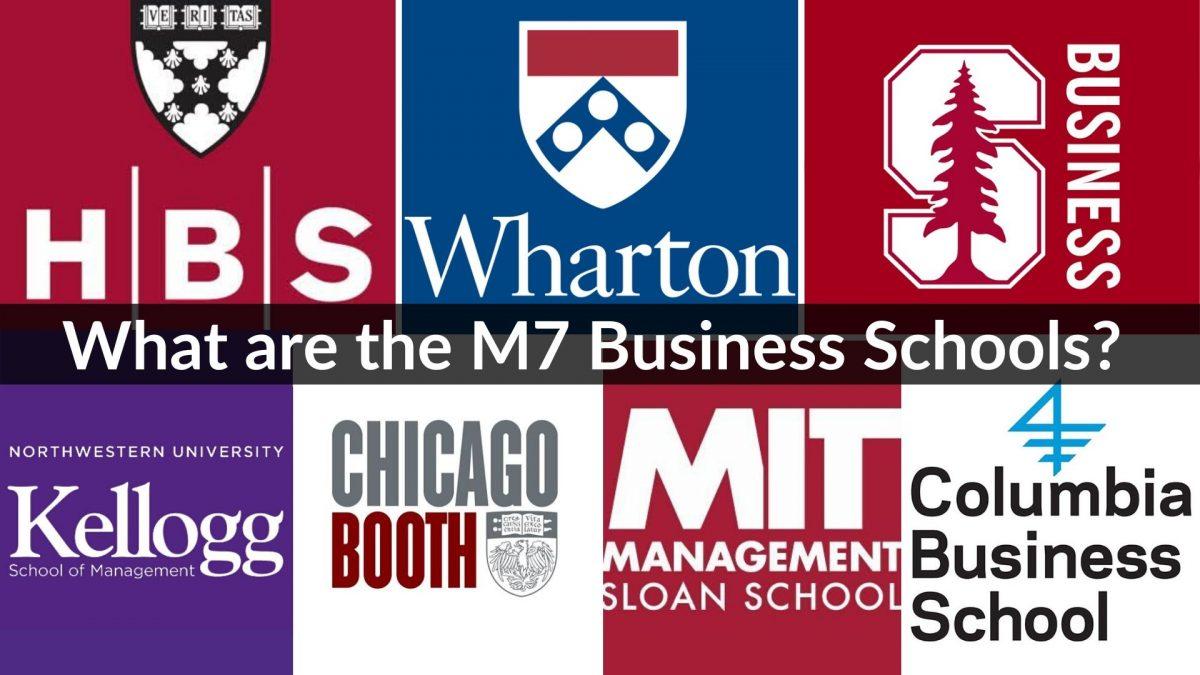 M7 Business Schools