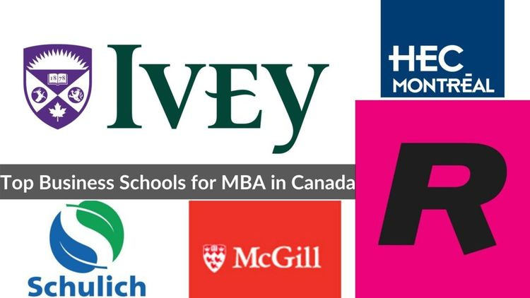 Best MBA colleges in Canada