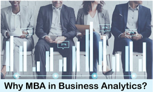 Why mba in business analytics