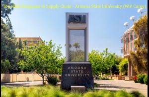Top MBA Programs SCM - Arizona