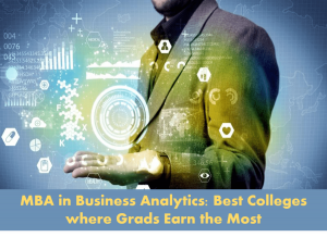 MBA in Business Analytics Best colleges