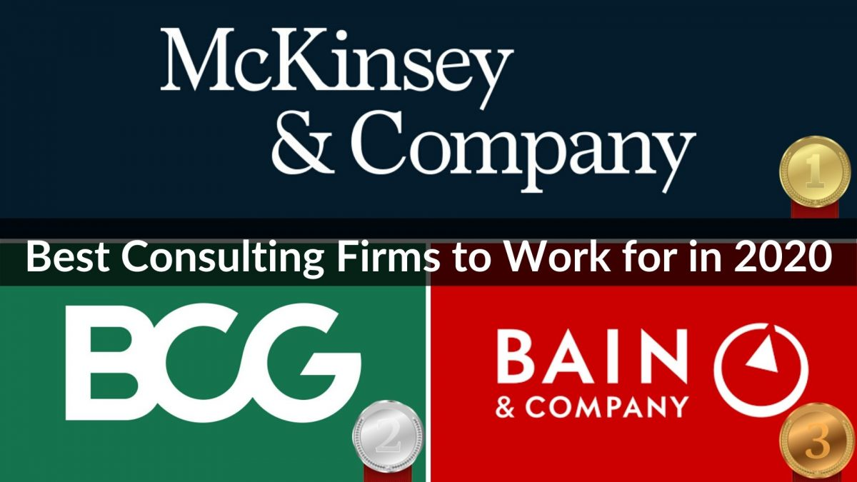 Best Consulting firms in 2020