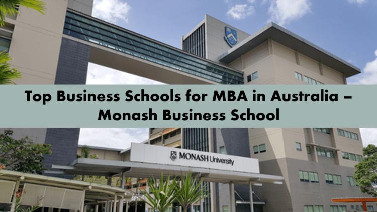 monash business school