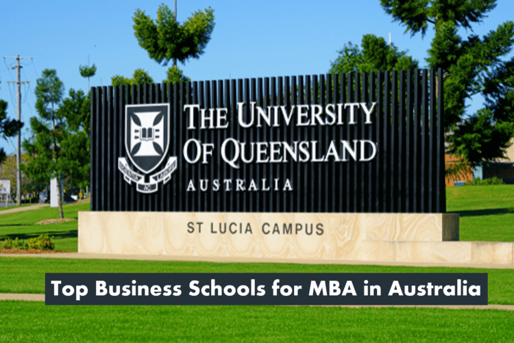 mba colleges in australia Australian queensland university