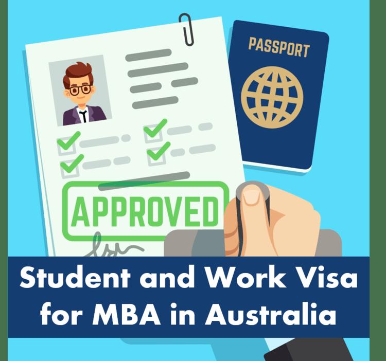 student work visa requirements