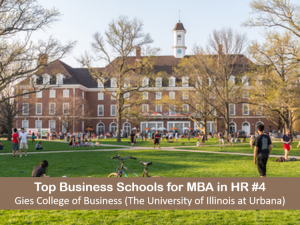 mba in hr human resource management Gies
