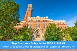 mba in hr top business schools Owen