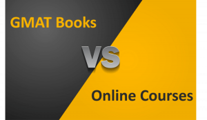 GMAT Books vs online preparation courses