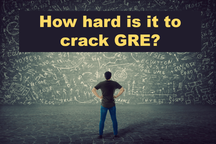 How hard is GRE Exam?