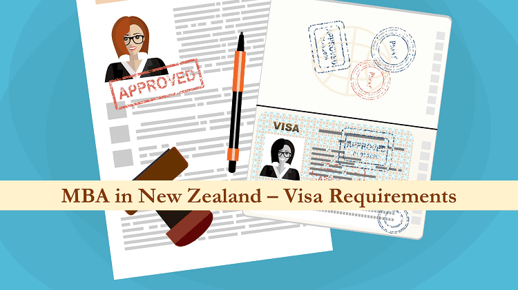 Visa Requirements for MBA in New Zealand