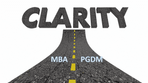 mba vs pgdm what does it mean