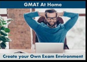 GMAT online vs. in-center exam - Experience