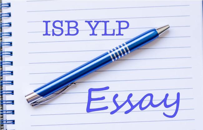 ISB YLP essay