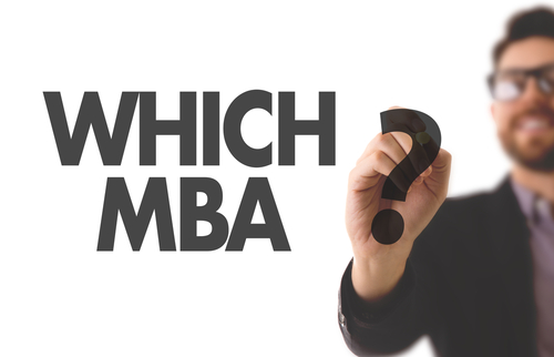 forms of MBA courses - MBA full form