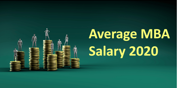 What is the Average MBA Salary 2020