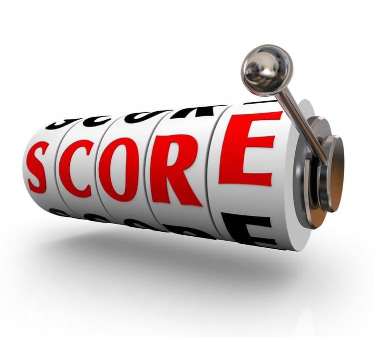 Total GRE score