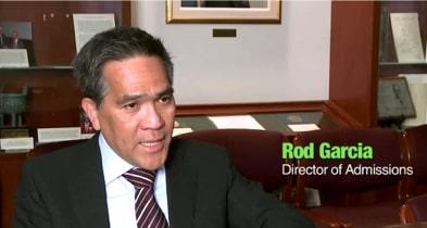 Rod Garcia, MIT Sloan admissions director
