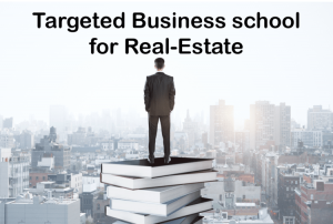 Business School for real estate