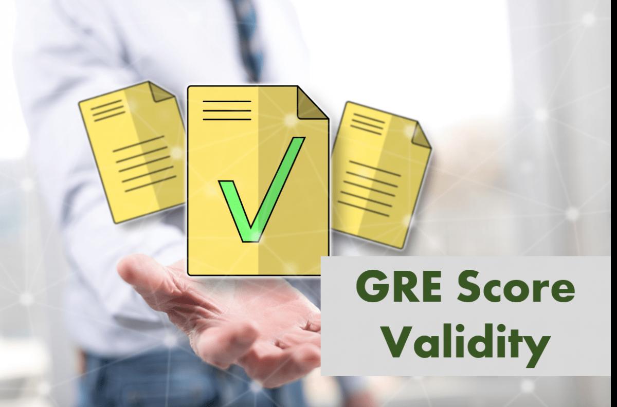 GRE Score Validity
