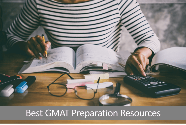 GMAT Preparation resources prep material