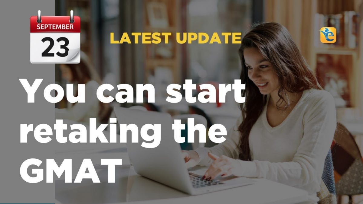 GMAT online retake
