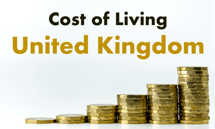 Cost of living United Kingdom MBA