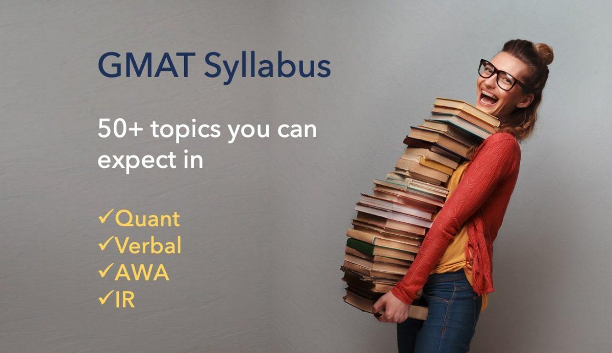 GMAT syllabus