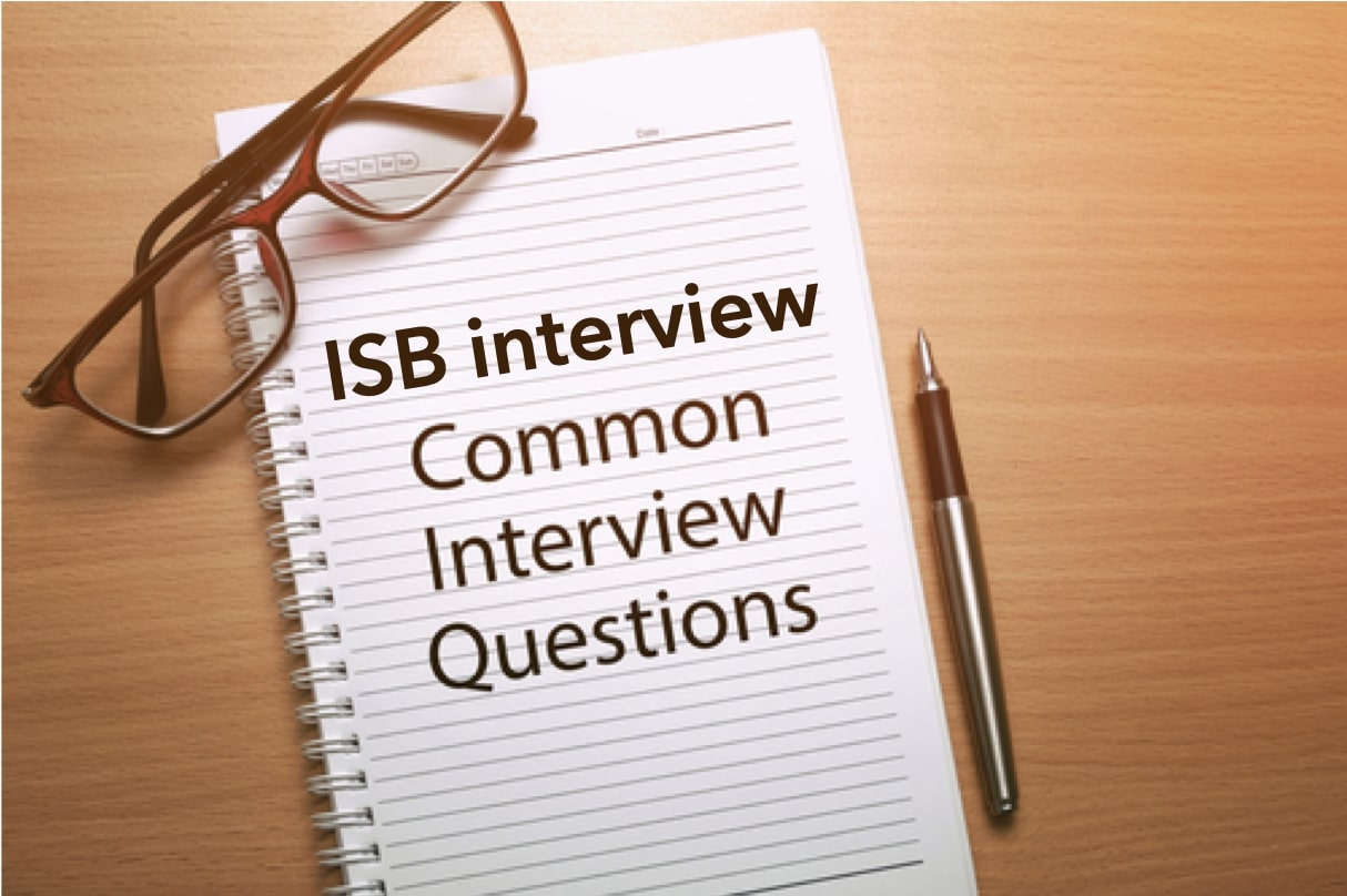ISB interview questions