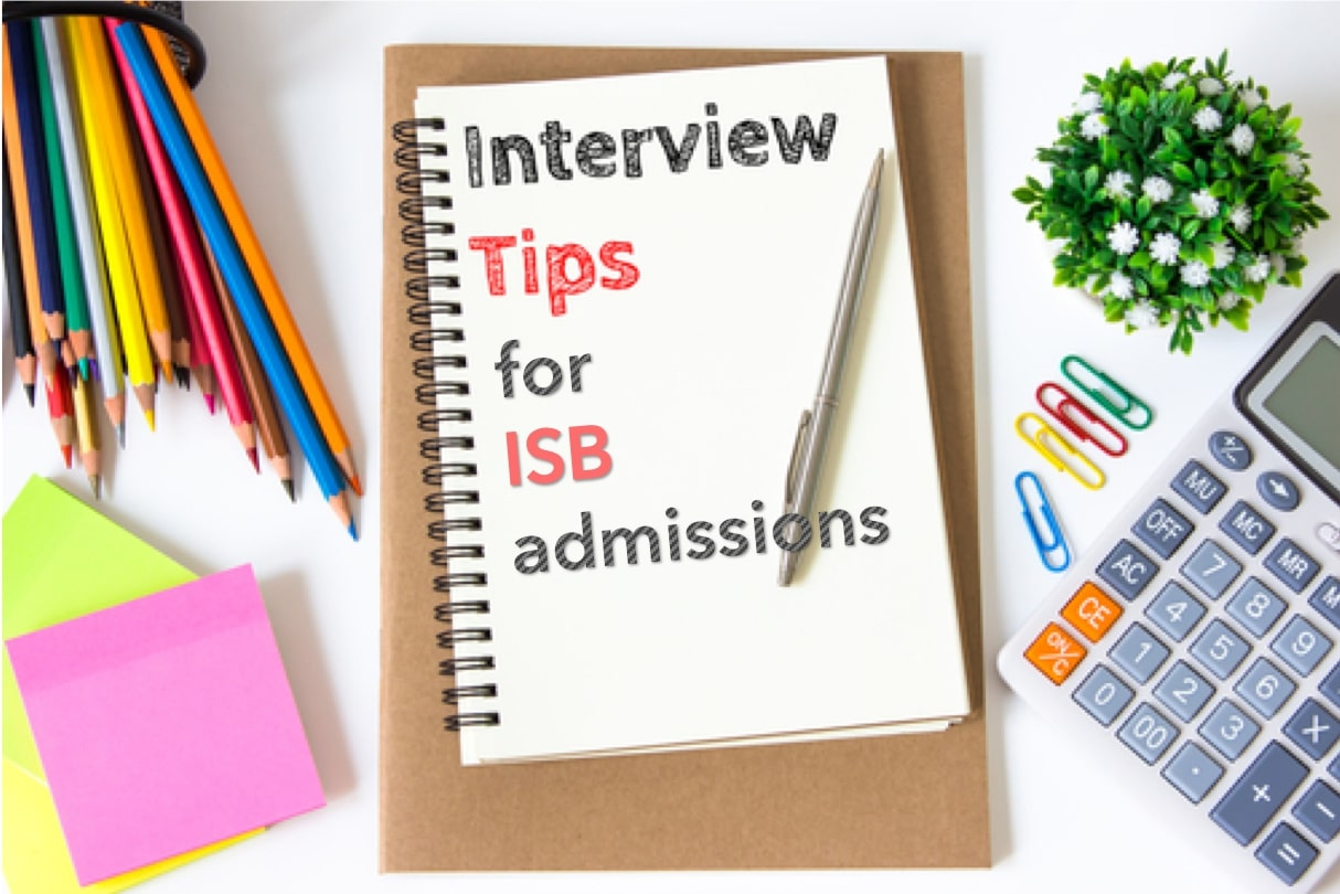 ISB interview tips